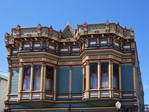 Victorian Architecture Royalty Free Stock Photos