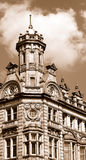Victorian Architecture royalty free stock photo