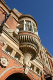 Victorian Architecture. Intricate Victorian Architectural Detailing Stock Photography