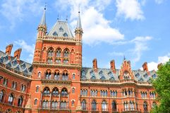 Victorian architecture Royalty Free Stock Images