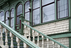 Victorian architecture intricate details Royalty Free Stock Image