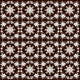 Victorian background. Victorian pattern for wallpaper design Royalty Free Stock Photos