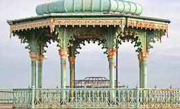 Victorian Bandstand Stock Image