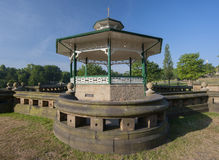 Victorian bandstand Stock Photography