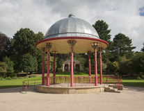 Victorian bandstand Royalty Free Stock Photo
