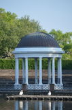 Victorian Bandstand in the UK Royalty Free Stock Photo