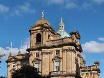 Victorian bank building Royalty Free Stock Photos