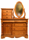 Victorian Bedroom Dresser Stock Photo