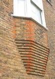 Victorian brickwork detail Stock Photography