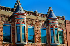 Victorian building Royalty Free Stock Images
