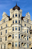 The victorian building Stock Photography
