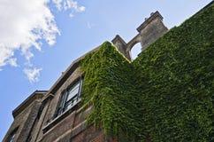 Victorian building facade Stock Image