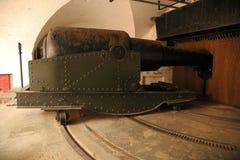 Victorian cañón de 12.5 pulgadas. Imagen de archivo