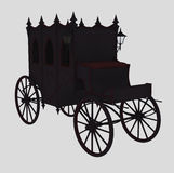 Victorian carriage Stock Photos