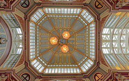 Victorian ceiling Royalty Free Stock Image
