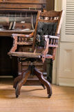 Victorian chair Royalty Free Stock Photo
