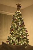 Victorian Christmas Tree Royalty Free Stock Photos