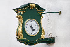 Victorian Clock Royalty Free Stock Image