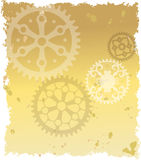 Victorian Cogs Royalty Free Stock Photography
