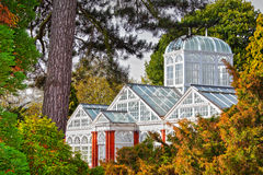 Victorian Conservatory greenhouse Royalty Free Stock Image