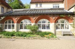 conservatory Stock Photo