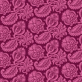 Victorian Damask Pattern Royalty Free Stock Images