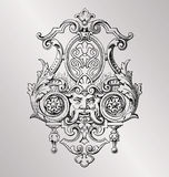 Victorian Decoration Royalty Free Stock Photography