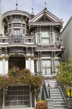 Victorian di San Francisco Fotografia Stock