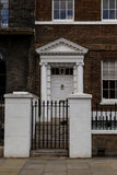 Victorian door entrance, London Stock Images