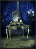 Victorian dressing room Stock Photo