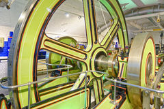 Victorian Engine Room, tower bridge, london Stock Images
