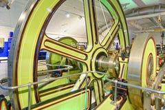 Victorian Engine Room, tower bridge, london Stock Images