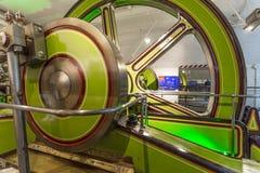 Victorian Engine Rooms, Tower Bridge Stock Photos
