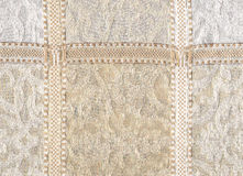 Victorian fabric texture. Stock Photography
