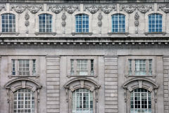 Victorian facade on Regents street Royalty Free Stock Images