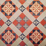 Victorian floor tiles. I upload this file exclusively on Dreamstime.com. I acknowledge and warrant that I have read and agree with the Exclusivity Terms and royalty free stock photos