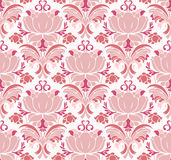 Victorian floral pattern Royalty Free Stock Images