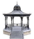 Victorian gazebo Stock Images