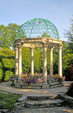 Victorian gazebo. Image of a Victorian gazebo Stock Images