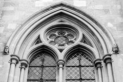 Victorian Geometric Tracery Royalty Free Stock Images