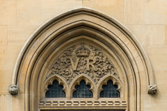 Victorian Gothic Arch Stock Photos