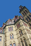 Victorian Gothic Style Architecture Stock Image