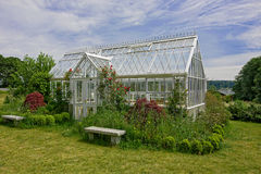 Victorian Green House Stock Photos