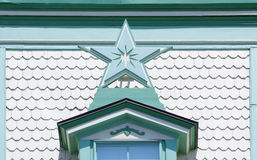 Victorian Home (detail) Stock Images
