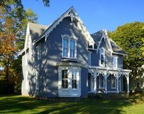 Victorian Home Royalty Free Stock Image