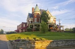 Victorian Home. Luxury Victorian home in Tennessee Royalty Free Stock Photos