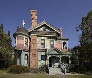 Victorian home Stock Photography