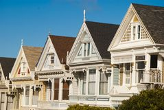Victorian Homes Stock Photos