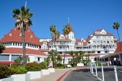 Victorian Hotel del Coronado Stock Photos