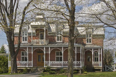 Victorian  house Royalty Free Stock Images
